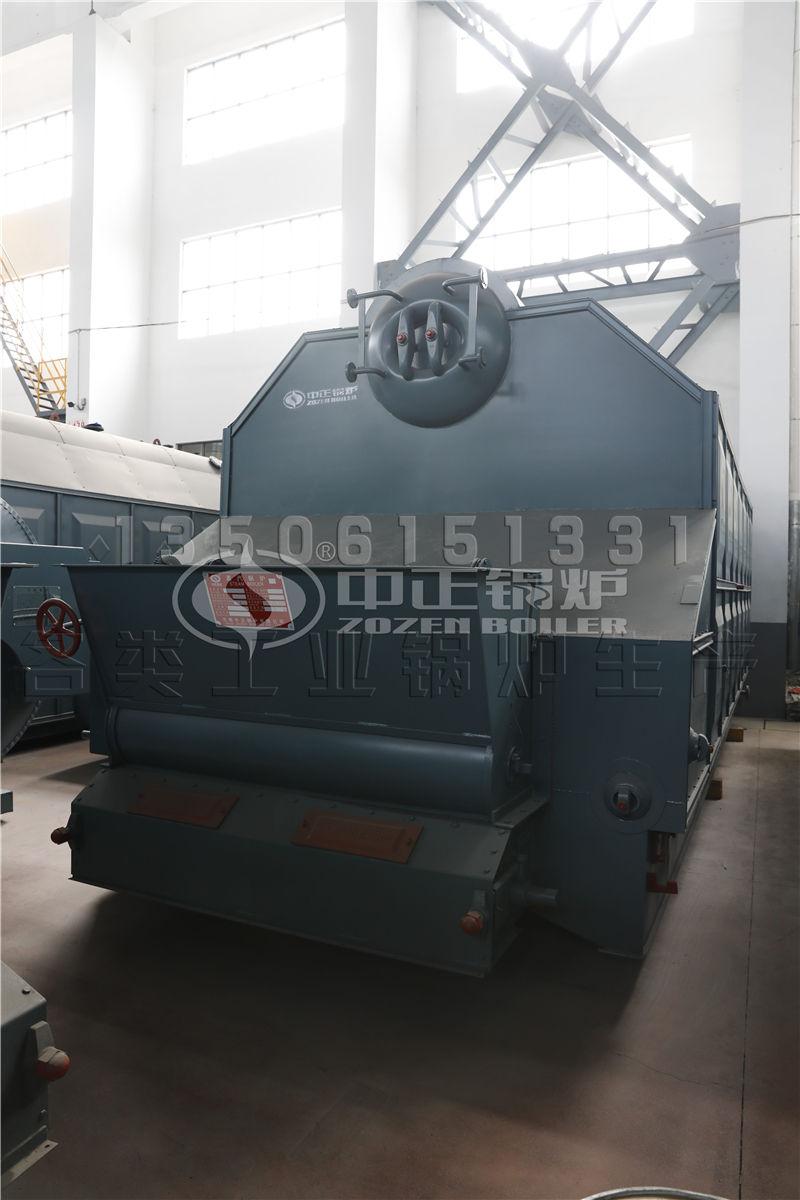 东莞8T燃油锅炉的自动化程序管理