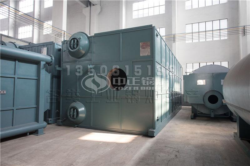 江苏25吨燃油锅炉的工作原理