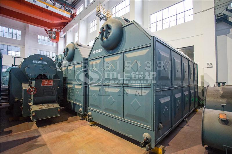 二吨燃气锅炉技术原理 的一小时消耗量是多少?