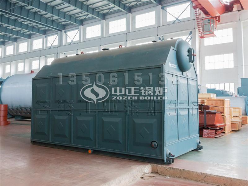 韶关50吨燃油锅炉的自动化程序管理