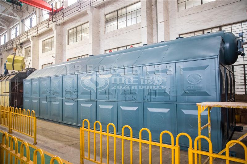 武汉80T燃油锅炉热能利用率是多少?
