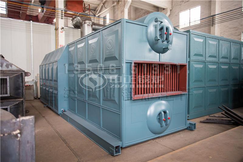 淮北燃气锅炉技术原理 热能利用率是多少?